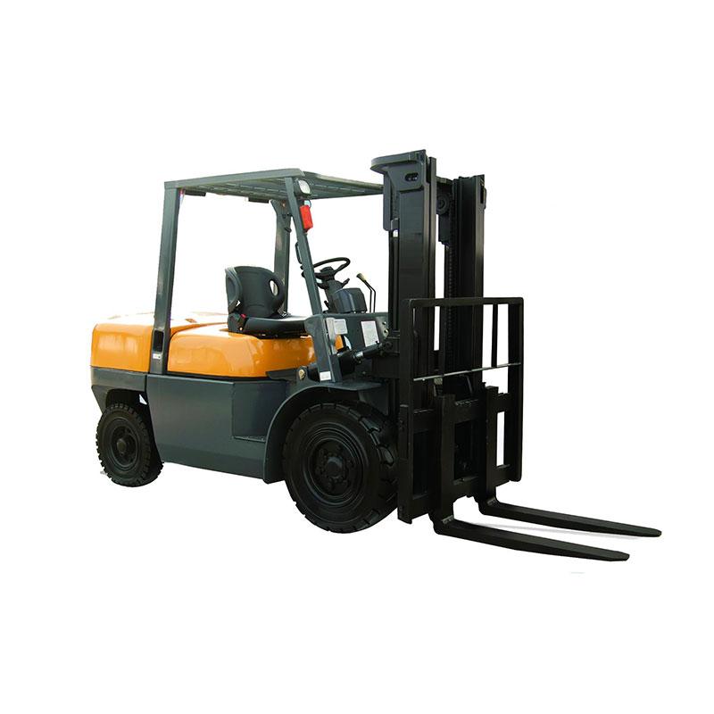 FD series 40-50 Counterbalanced Diesel Forklift