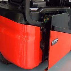 3-Wheel Electric Forklift