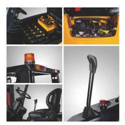 1.0-3.5 Electric Forklift